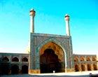 Masjed-e Jāmé di Isfahan (Iran)
