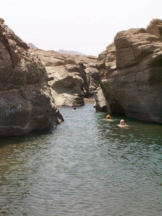 Hatta Mountain Safari