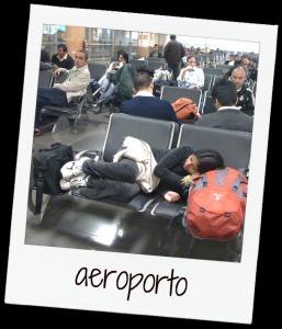 Dormire gratis aeroporto