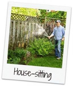 Dormire gratis house-sitting