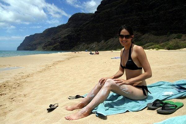 Gente da spiaggia - incremata