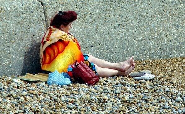 tipi da spiaggia - la solitaria