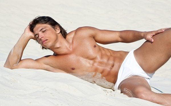 Gente da spiaggia - slip bianco
