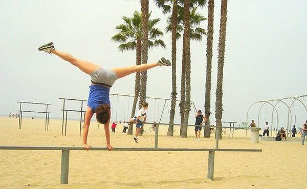 Gente da spiaggia - lo sportivone