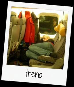 Dormire gratis treno