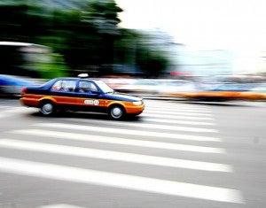 mancia taxi