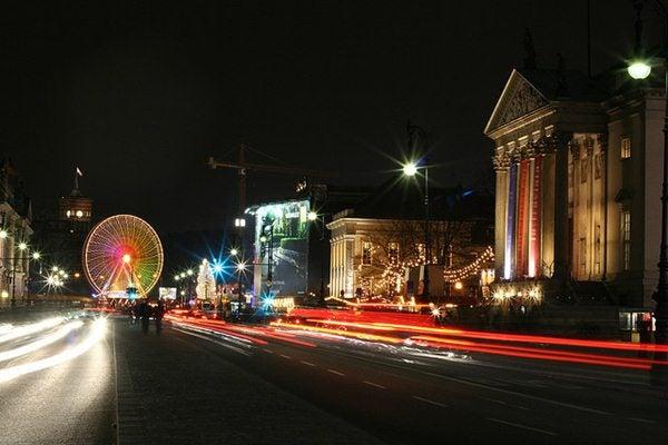 Natale Capodanno 2012 berlino