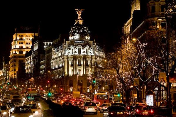 Natale Capodanno 2012 a Madrid