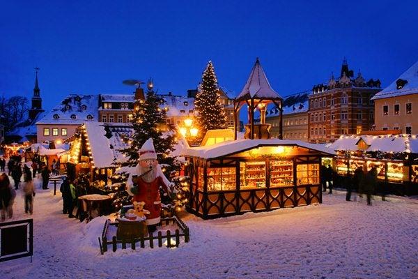 Tendenze di viaggio Natale Capodanno 2012