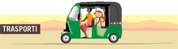Trasporti India