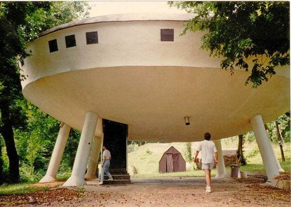 Ufo House Colorado