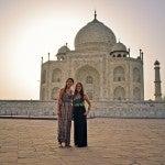 donne viaggiatrici india
