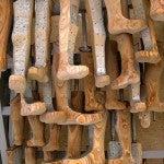gamba di legno