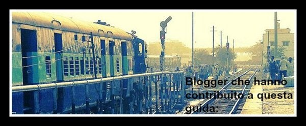 blogger guida viaggio India