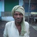 uomo indiano