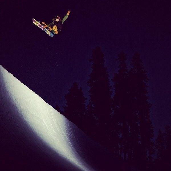 snowboard notte
