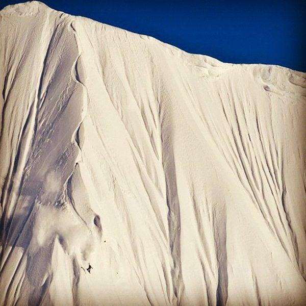 fotografias Snowboard