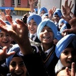 bambini sikh