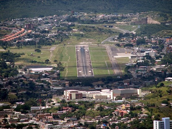 aeroporto tegucigalpa