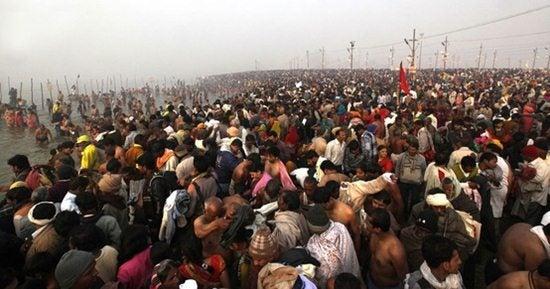 raduno Kumbh Mela