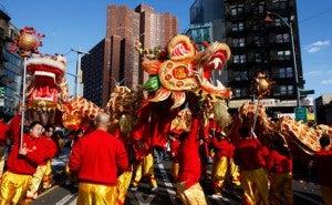 Capodanno Cinese New York