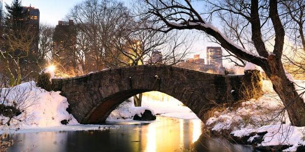 inverno a New York