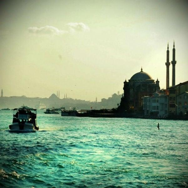 Cruzeiro no Bósforo, Istambul