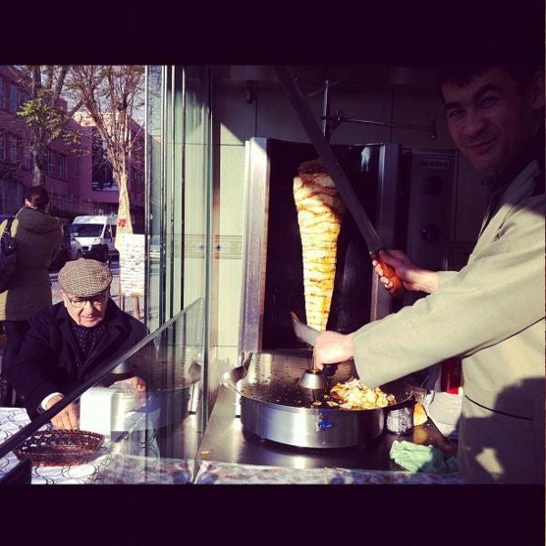 gastronomia Istambul