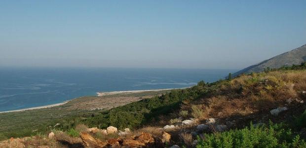 spiaggia albania
