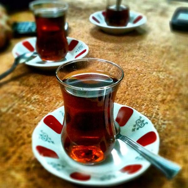 Chá de Menta Istambul