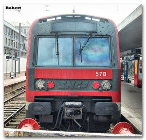 treno RER