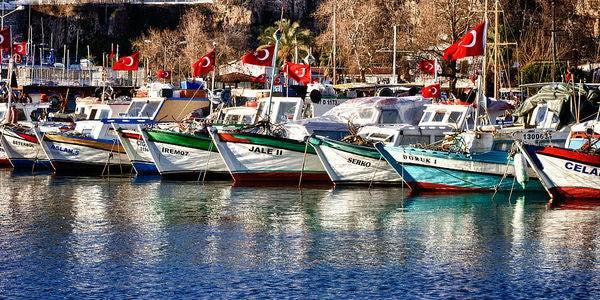 vols Antalya