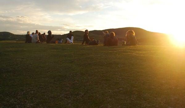 tramonto coffee bay