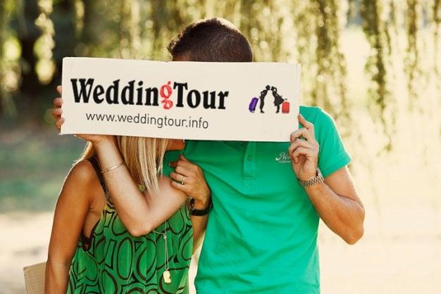 Intervista sul Wedding Tour