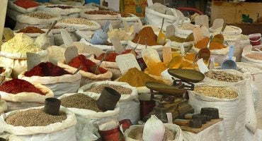 I mercati più belli del Mediterraneo