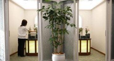 In Giappone il primo hotel per defunti…