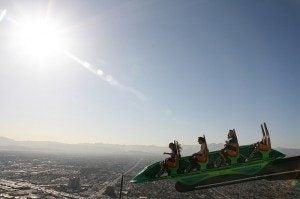 """""""Stratosphere"""", il parco dei divertimenti più alto di Las vegas… e del mondo!"""