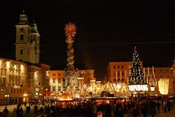 Mercatino di Natale a Vienna