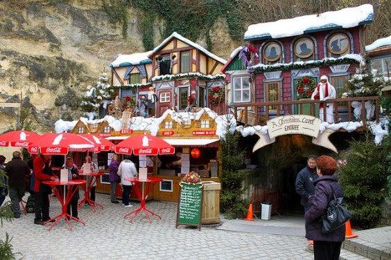 Valkenburg, mercatino di natale