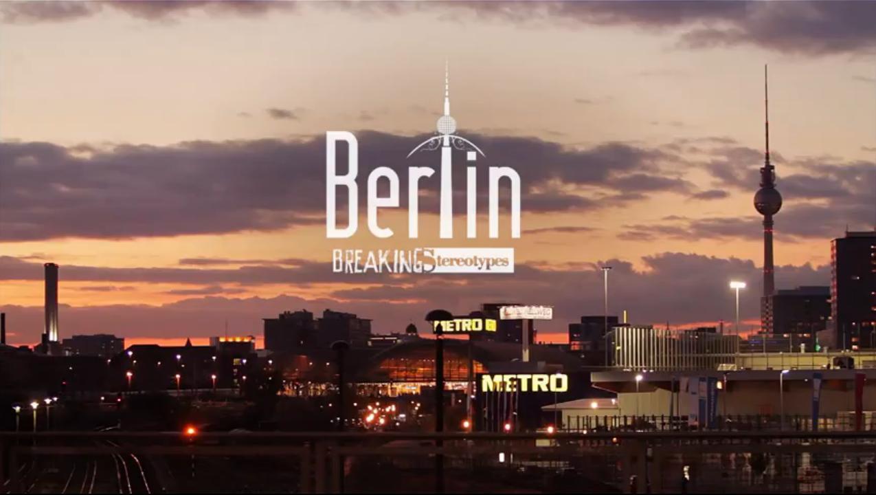 Rompi gli stereotipi di Berlino