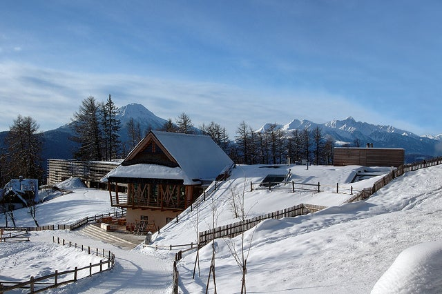 Vigilius mountain resort- Lana