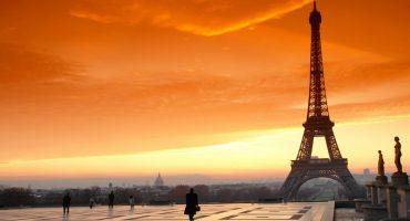 Panico sulla Torre Eiffel