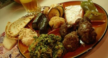 Ricette da 1000 e una notte: la cucina libanese