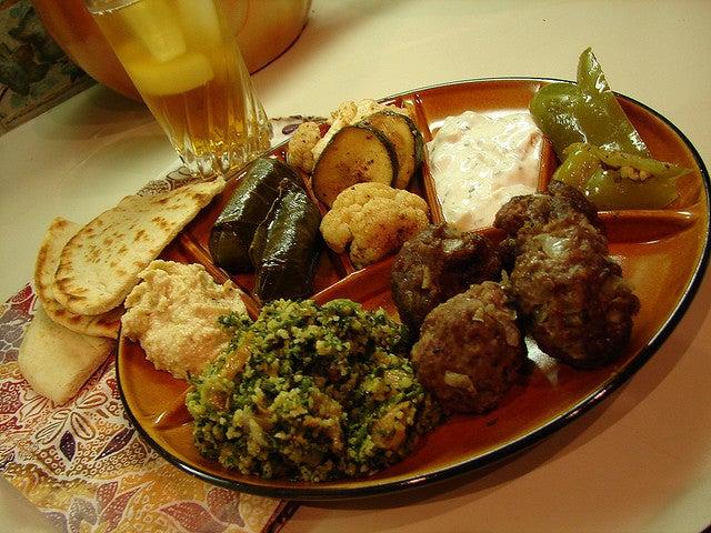 Ricette da 1000 e una notte la cucina libanese for Ricette in cucina