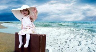 Non si è mai troppo piccoli per iniziare a viaggiare!
