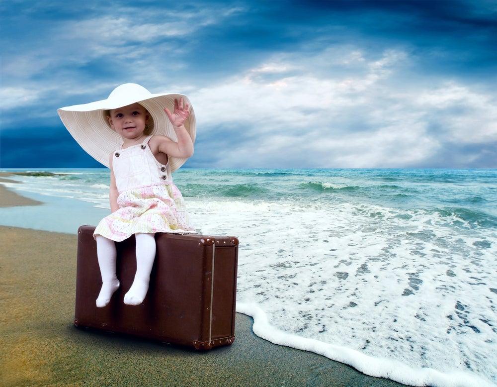 Viaggiare con bambini piccoli for Vacanze con bambini
