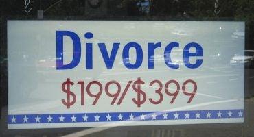 Gli hotel, il luogo ideale per divorziare amichevolmente
