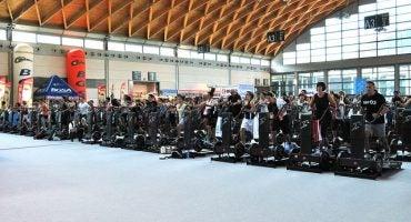 Fitness e benessere al Rimini Wellness 2012