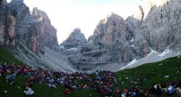Musica e montagna, espressioni di libertà