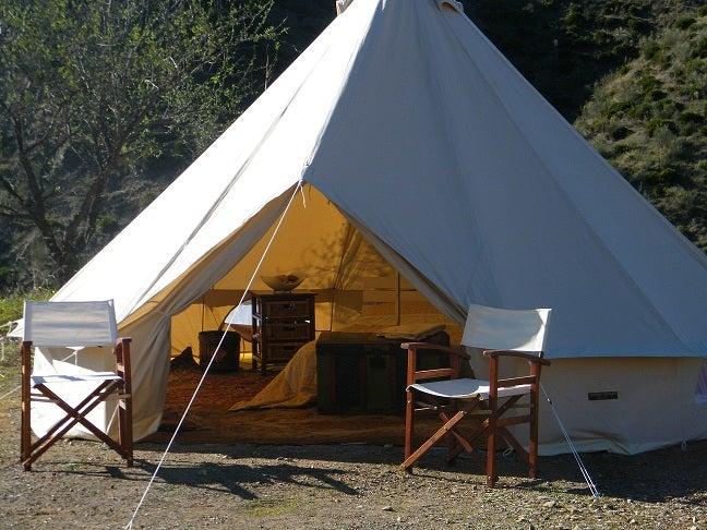 Campeggi a 5 stelle - Bagno da campeggio ...